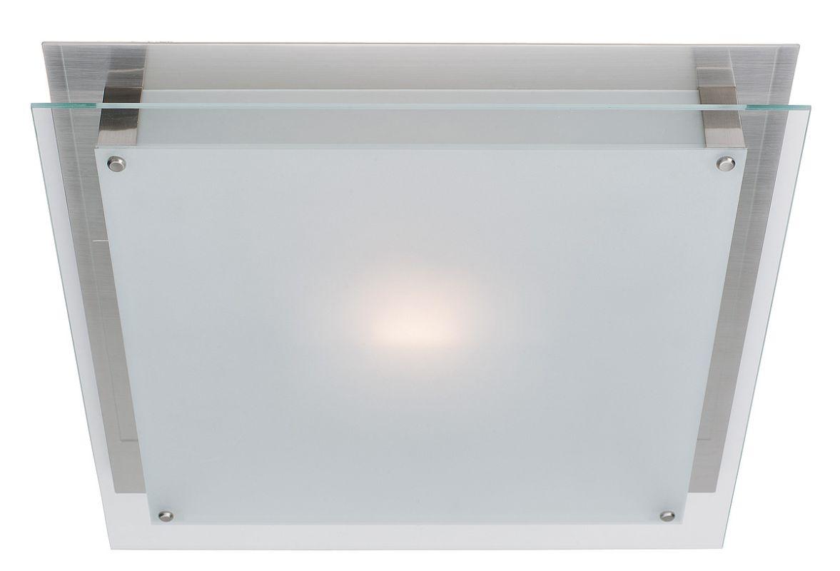 Access Lighting 50030LED Vision 1 Light LED Flush Mount Ceiling