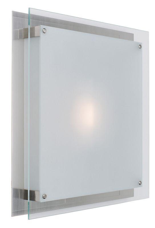 Access Lighting 50031LED Vision 1 Light LED Flush Mount Ceiling