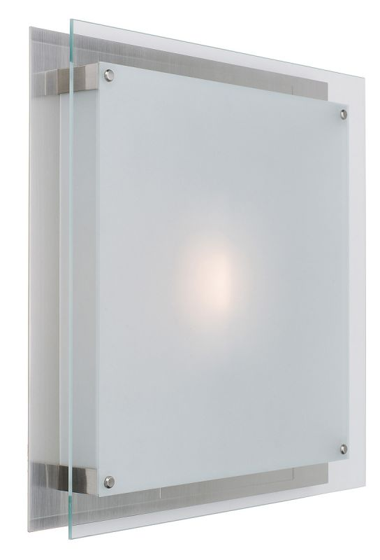 Access Lighting 50032LEDD Vision 1 Light LED Flush Mount Ceiling