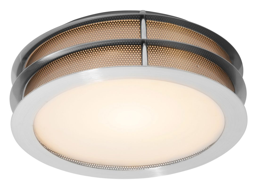 Access Lighting 50130 Iron 1 Light Flush Mount Ceiling Fixture Brushed Sale $115.20 ITEM: bci2255723 ID#:50130-BS/FST UPC: 641594104950 :