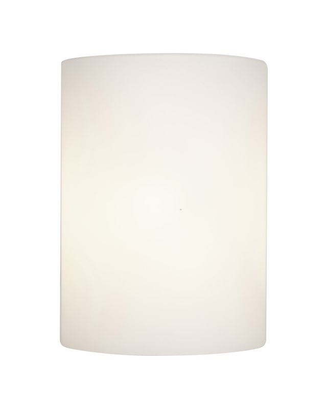 Access Lighting 50182-BS/OPL Steel Contemporary Tabo Bathroom Light