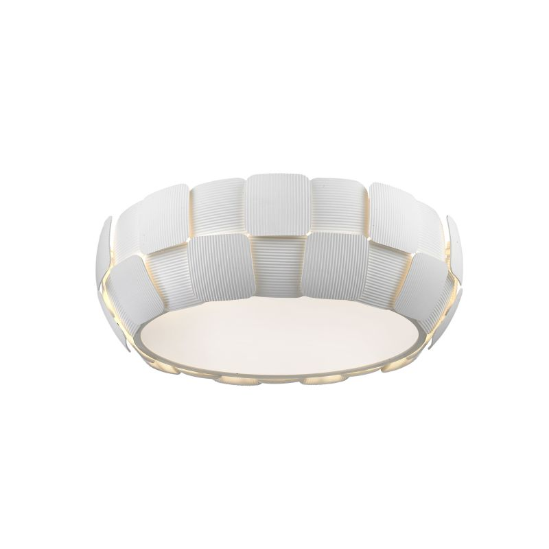 "Access Lighting 50901 4 Light 18"" Wide Flush Mount Ceiling Fixture"