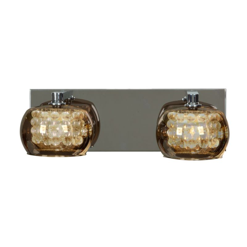 """Access Lighting 52112 2 Light 14.5"""" Wide Vanity Light from the Glam"""