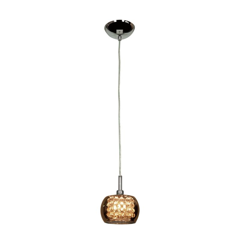 """Access Lighting 52116 1 Light 5"""" Wide Mini Pendant from the Glam"""