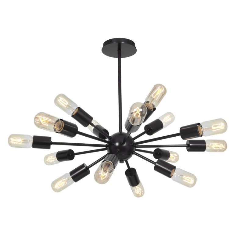 Access Lighting 55543-BRZ Bronze Contemporary Flux Pendant