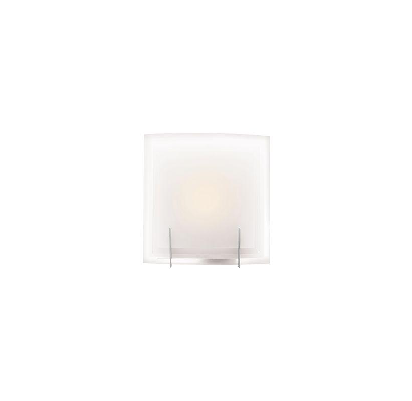 Access Lighting 62215-BS/FST Steel Contemporary Nitrous Bathroom Light