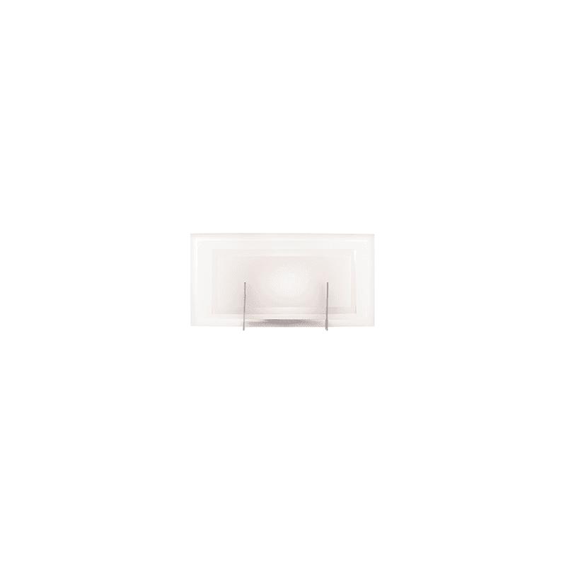 Access Lighting 62216-BS/FST Steel Contemporary Nitrous Bathroom Light