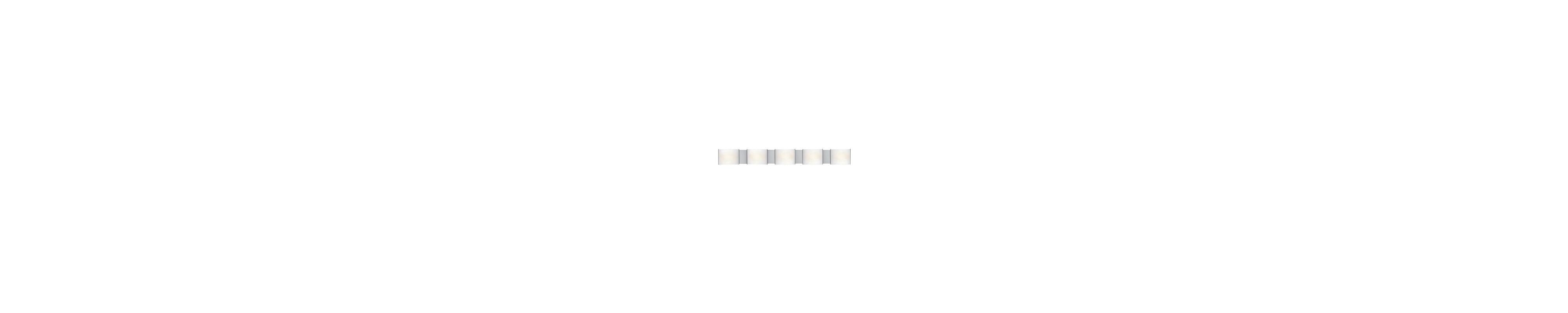 Access Lighting 62262-CH/FST Chrome Contemporary Nitro Bathroom Light