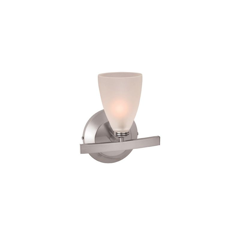 "Access Lighting 63811-19 Sydney 1 Light 8"" Wide Bathroom Sconce with"