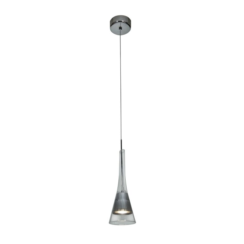 Access Lighting 70031LED Pulse 1 Light Full Sized LED Pendant Chrome /