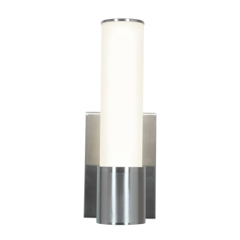 Access Lighting 70032LED Aqueous 1 Light Wall Sconce Brushed Steel /