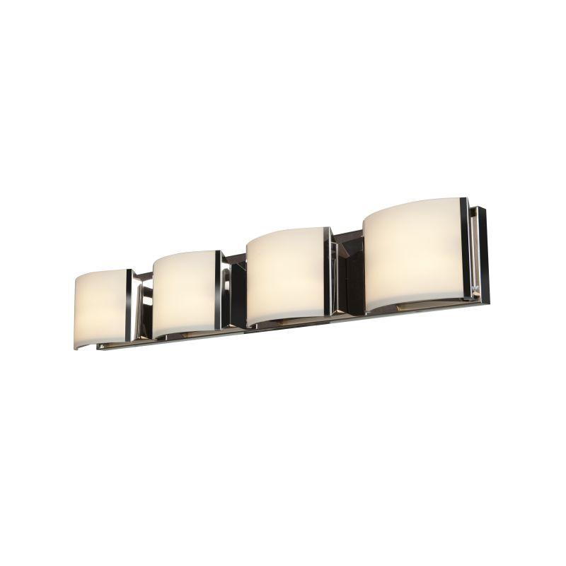Access Lighting 62294-OPL Nitro 2 4 Light Bathroom Vanity Light