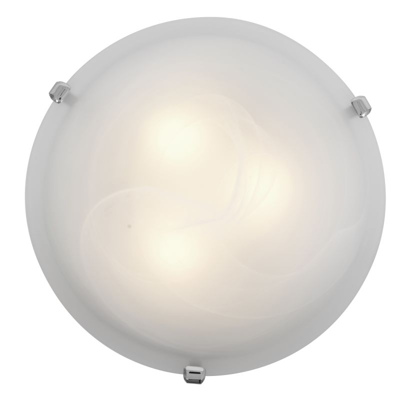 Access Lighting 23019-CFL Mona 2 Light Energy Star Flush Mount Ceiling