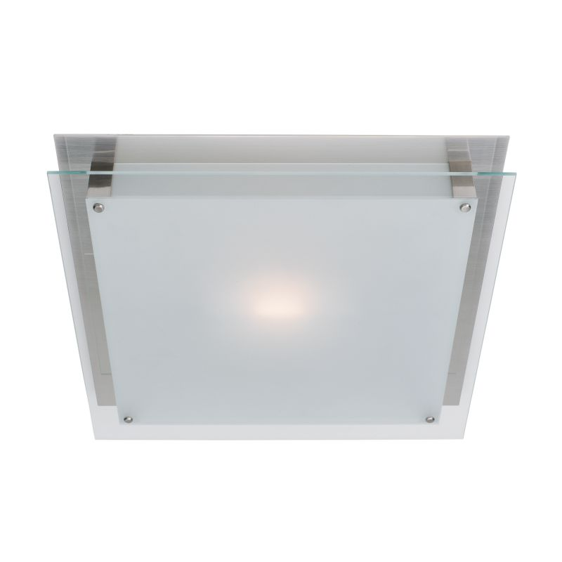 Access Lighting 50031-CFL Vision 2 Light Flush Mount Ceiling Fixture