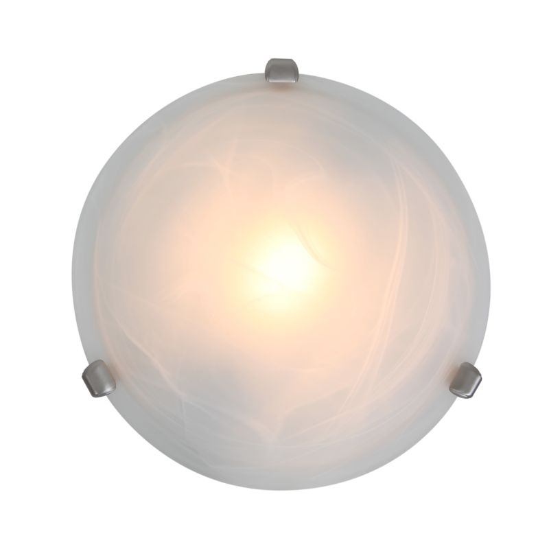 Access Lighting 50046-CFL Nimbus 1 Light Energy Star Flush Mount