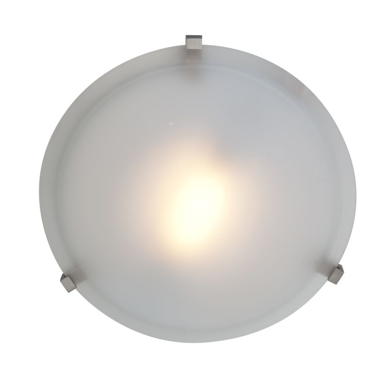 Access Lighting 50063-CFL Cirrus 3 Light Energy Star Flush Mount