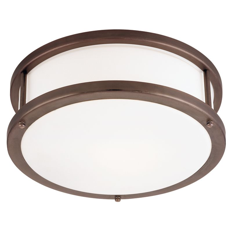Access Lighting 50079-CFL Conga 2 Light Energy Star Flush Mount