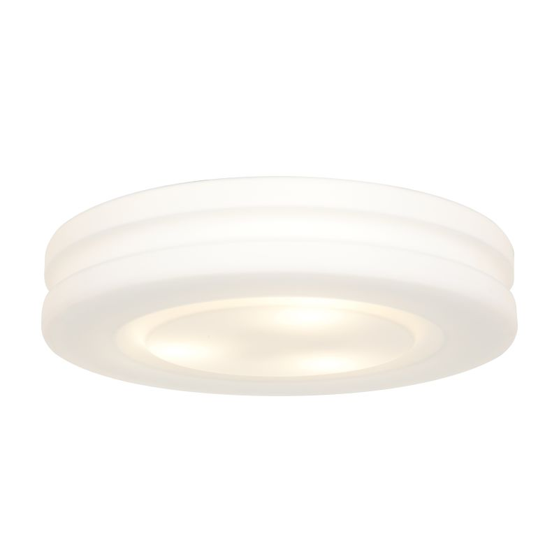 Access Lighting 50189-CFL Altum 3 Light Flush Mount Ceiling Fixture