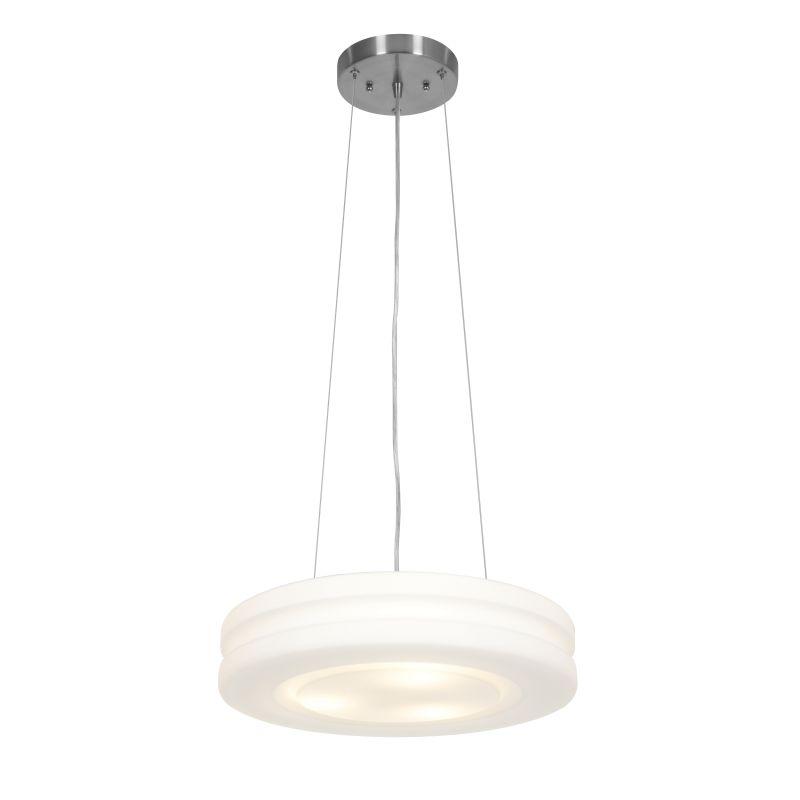 Access Lighting C50190-CFL Altum 2 Light Full Sized Pendant Brushed