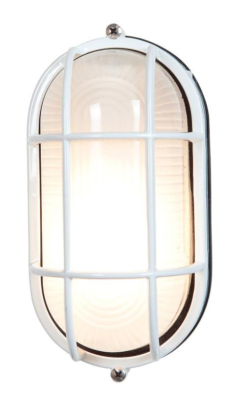 Access Lighting 20290 Single Light Outdoor Wall Sconce from the Sale $25.60 ITEM: bci811419 ID#:20290-WH/FST UPC: 641594992588 :