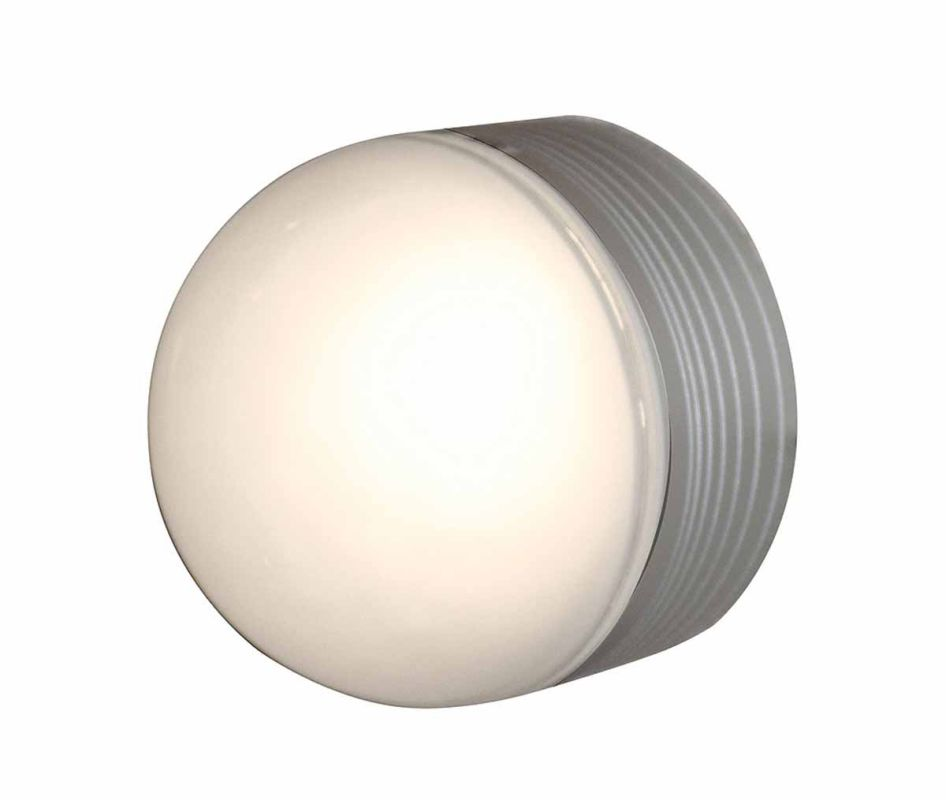 Access Lighting 20337 MicroMoon 1 Light Outdoor Wall Sconce Satin /