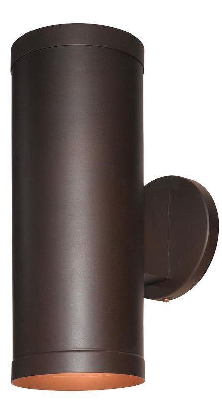 Access Lighting 20364-BRZ/CLR Bronze Contemporary Poseidon Wall Light