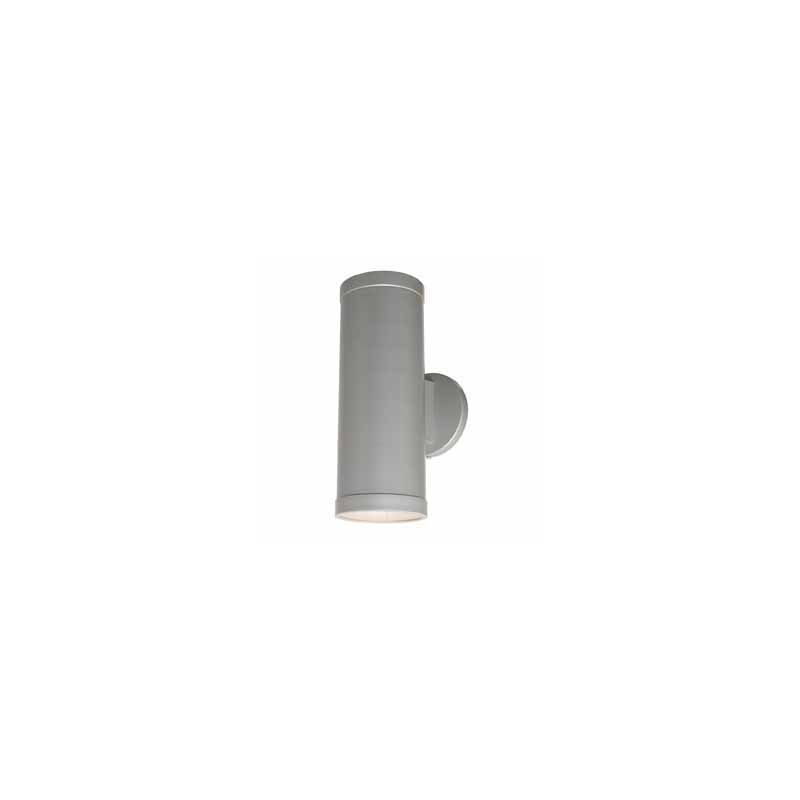 Access Lighting 20364-SAT/CLR Satin Contemporary Poseidon Wall Sconce