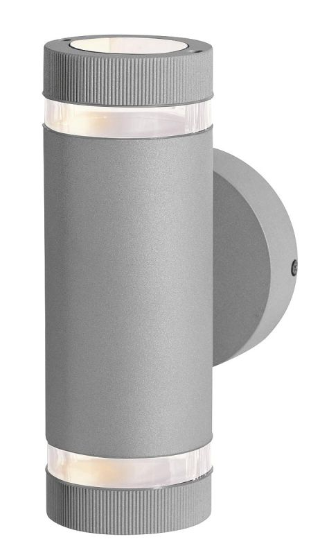 Access Lighting 20385MG-SAT/CLR Contemporary Poseidon Wall Sconce