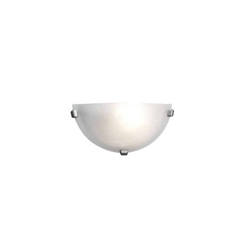 Access Lighting 20417-BS/ALB Steel Contemporary Mona Wall Sconce