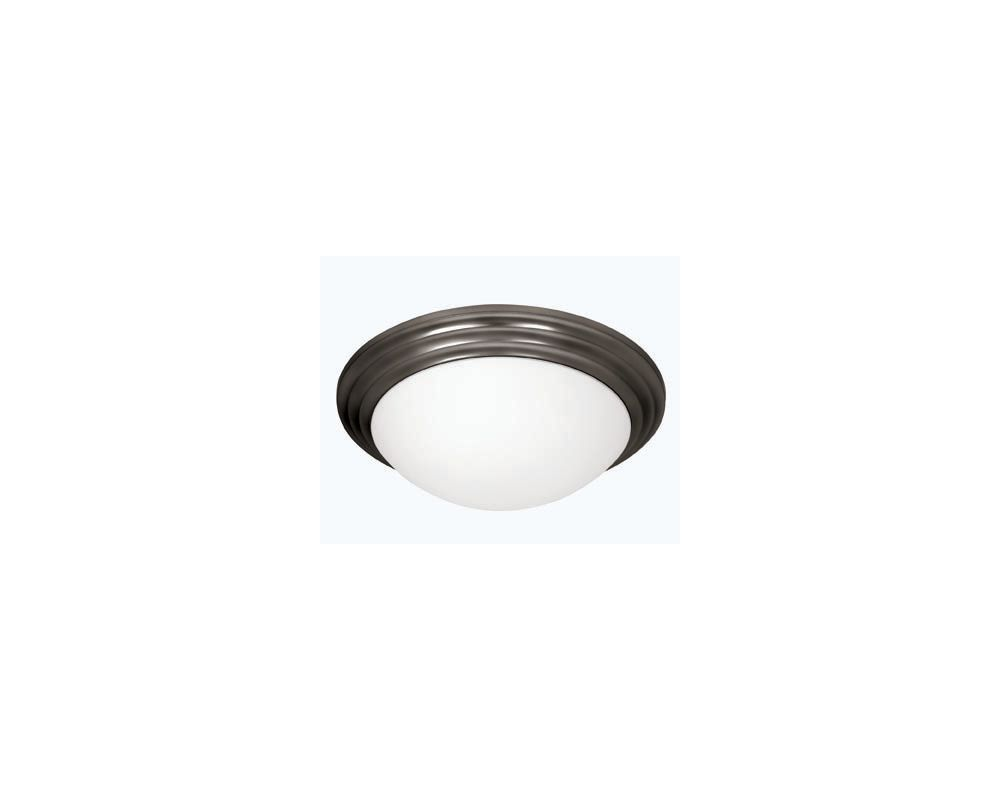 Access Lighting 20652 Strata 3 Light Flush Mount Ceiling Fixture Oil
