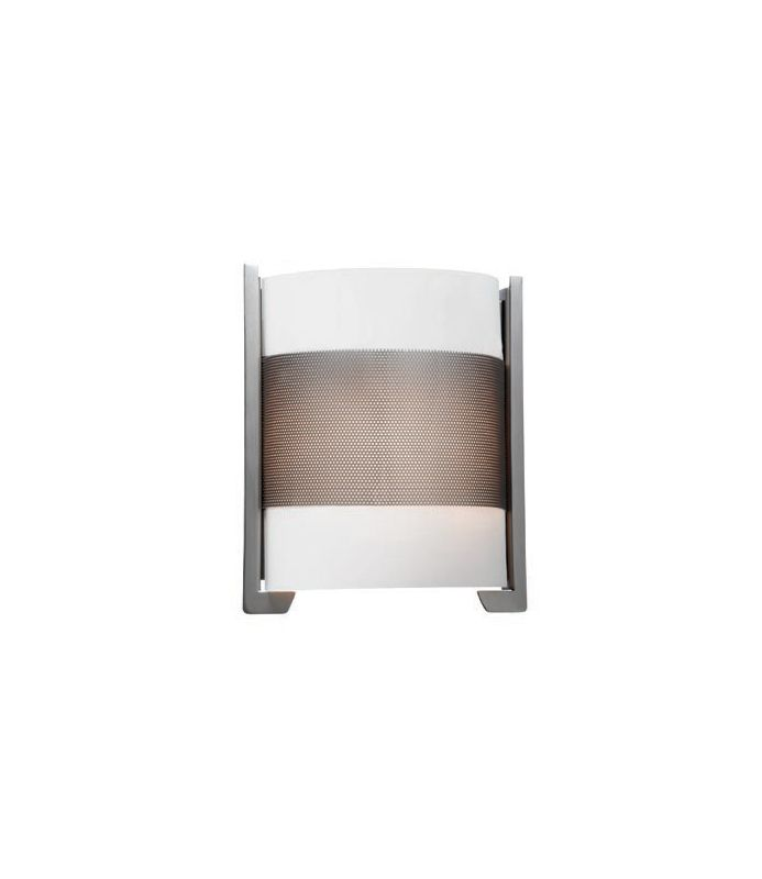 Access Lighting 20739 2 Light Wall Washer Wall Sconce from the Iron