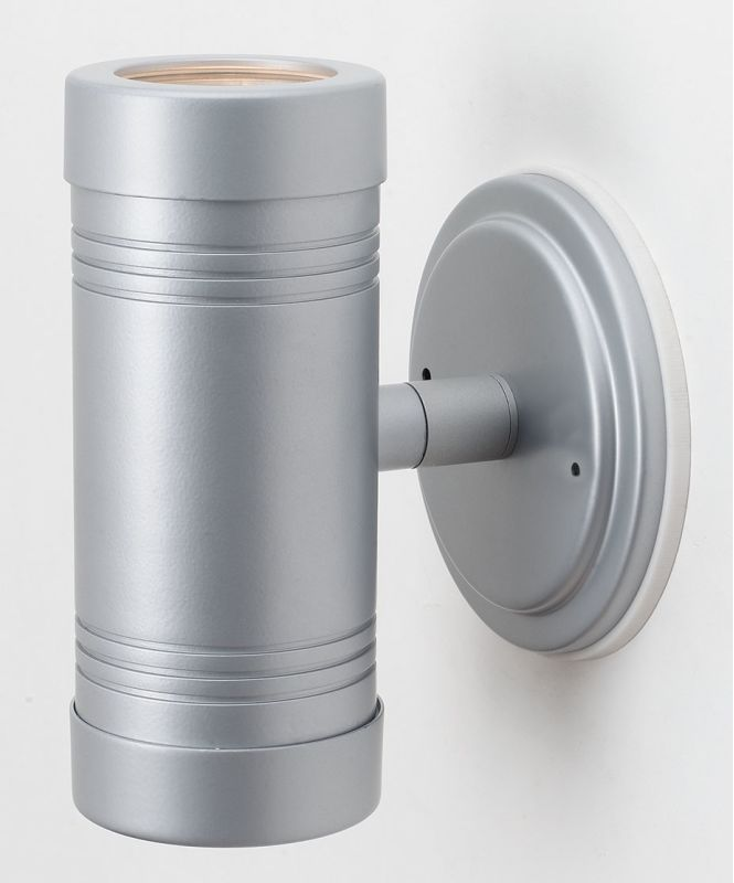 Access Lighting 23026MG-SILV/CLR Silver Contemporary Myra Wall Sconce