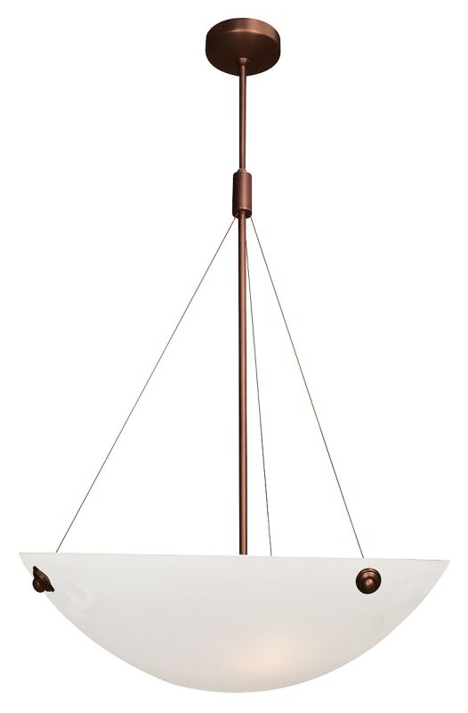 Access Lighting 23072-BRZ/ALB Bronze Contemporary Noya Pendant