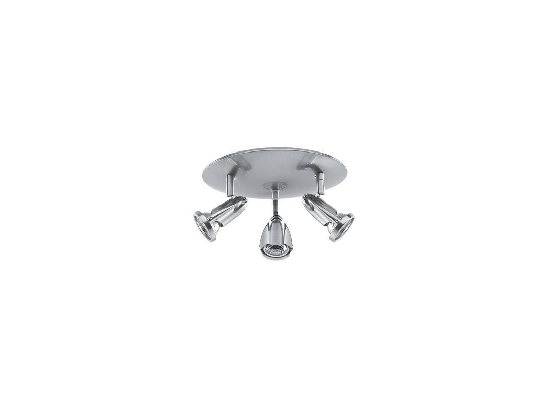 Access Lighting 52103 Cobra 3 Light Flush Mount Ceiling Fixture
