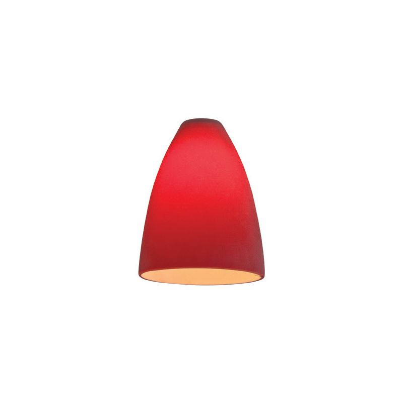 Access Lighting 89119 Mini Pendant Cone Glass Shade from the Mania