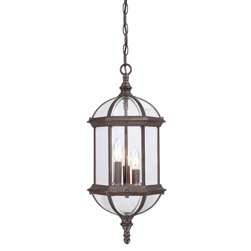 Acclaim Lighting 5274 Dover 3 Light Outdoor Lantern Pendant Burled Sale $110.00 ITEM: bci2580946 ID#:5274BW :