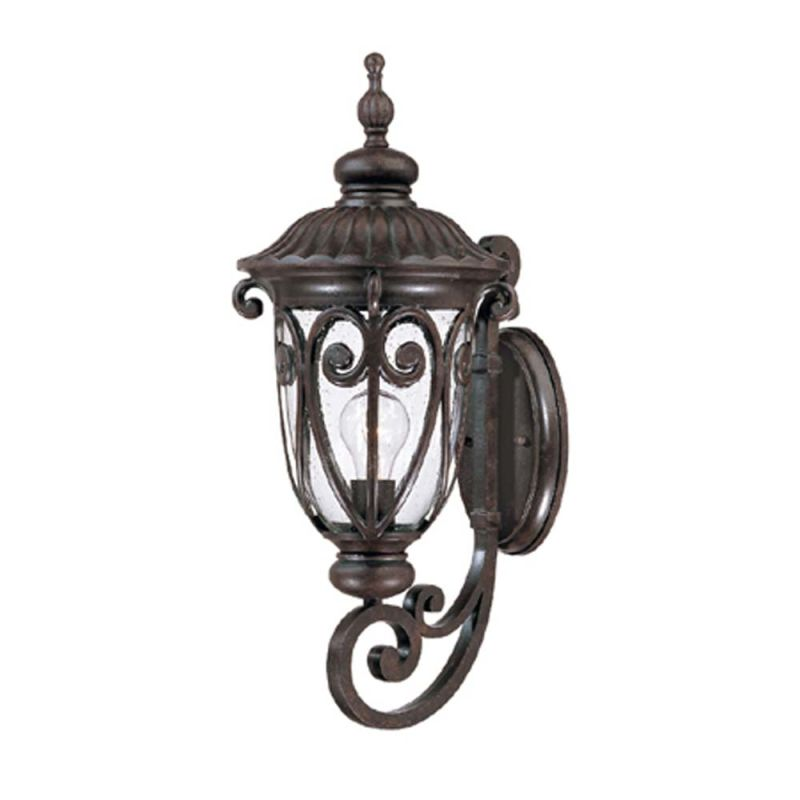 "Acclaim Lighting 2111 Naples 1 Light 22.75"" Height Outdoor Wall Sconce"