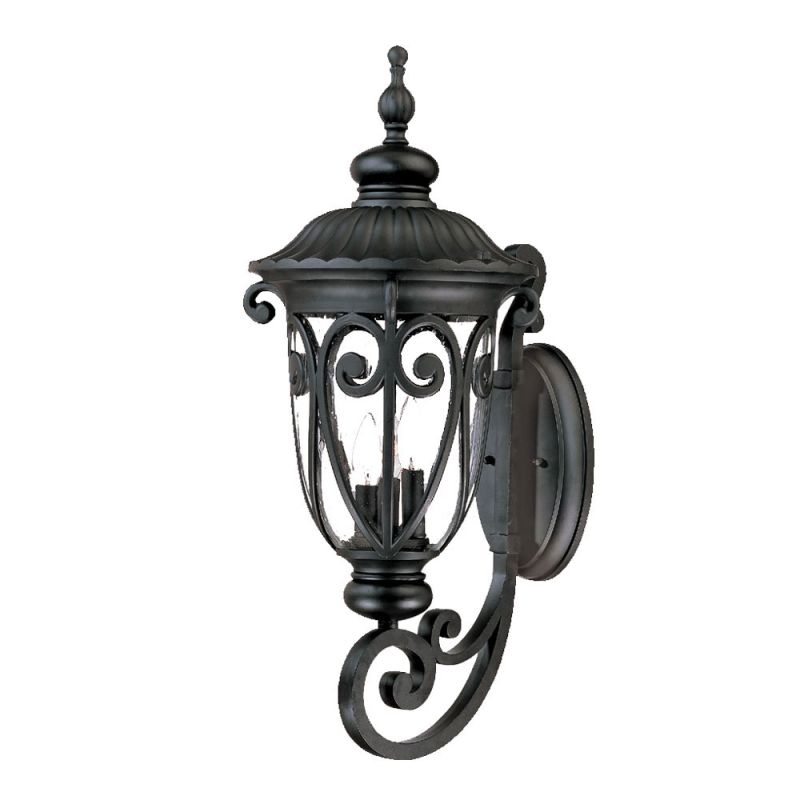 "Acclaim Lighting 2121 Naples 3 Light 27.5"" Height Outdoor Wall Sconce"