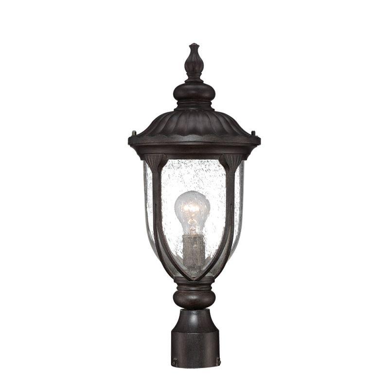 Acclaim Lighting 2217 Laurens 1 Light Outdoor Post Light with Seedy
