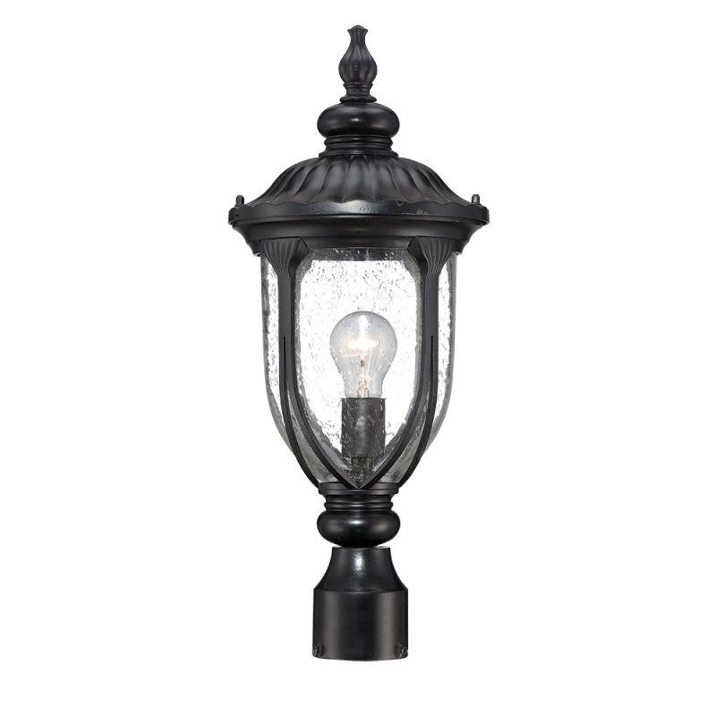 Acclaim Lighting 2217 Laurens 1 Light Outdoor Post Light with Seedy