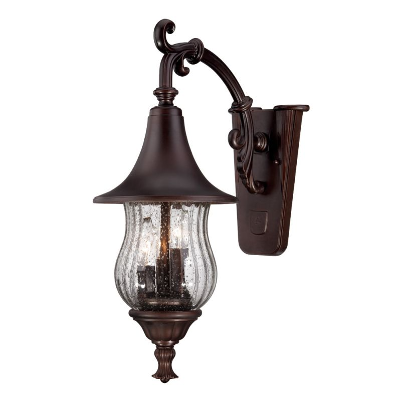 Acclaim Lighting 3402 Del Rio 3 Light Outdoor Lantern Wall Sconce with