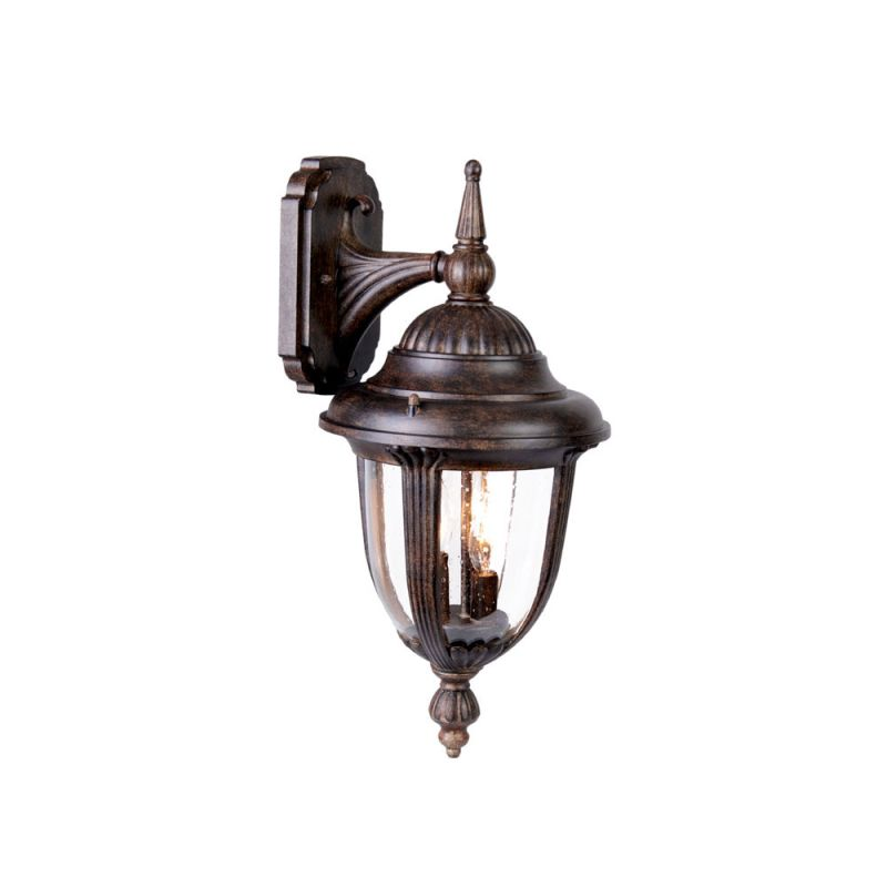 "Acclaim Lighting 3522 Monterey 3 Light 20.5"" Height Outdoor Wall"