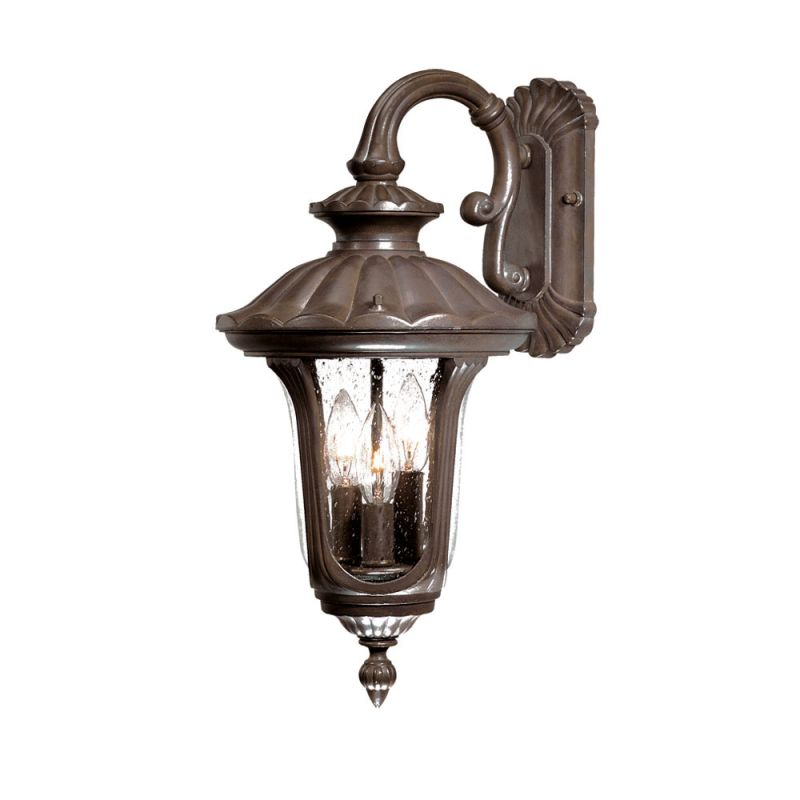 "Acclaim Lighting 3852 Augusta 3 Light 19"" Height Outdoor Wall Sconce"