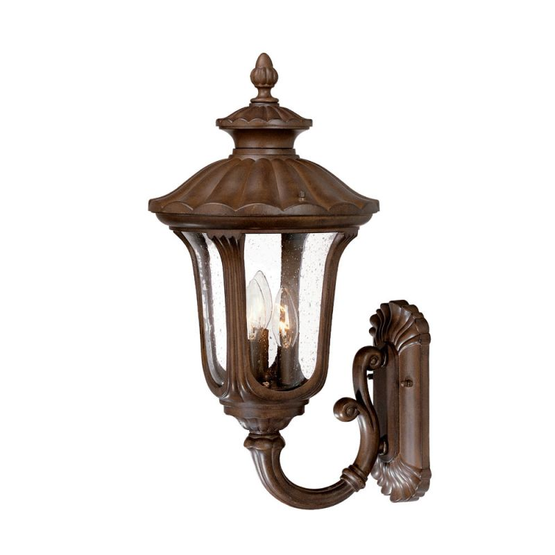"Acclaim Lighting 3861 Augusta 3 Light 22.5"" Height Outdoor Wall Sconce"