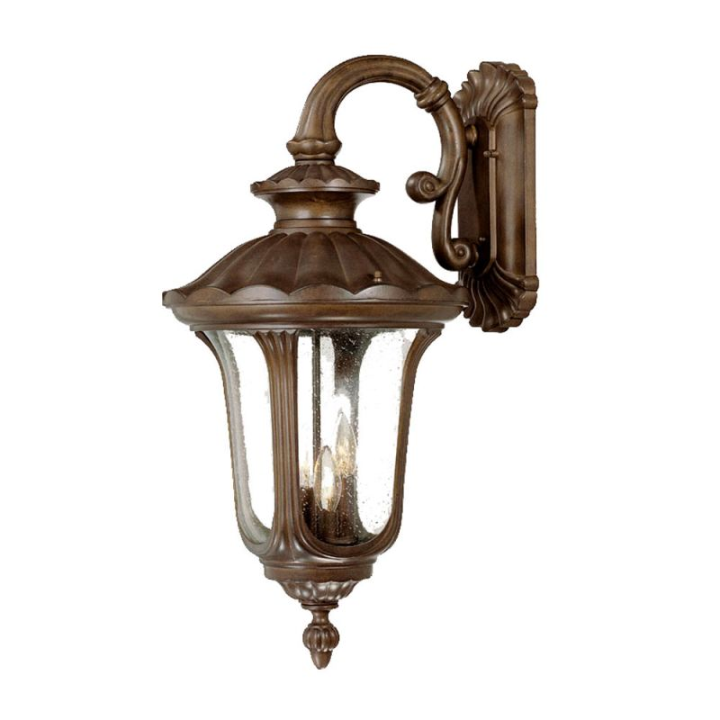 "Acclaim Lighting 3862 Augusta 3 Light 22.5"" Height Outdoor Wall Sconce"