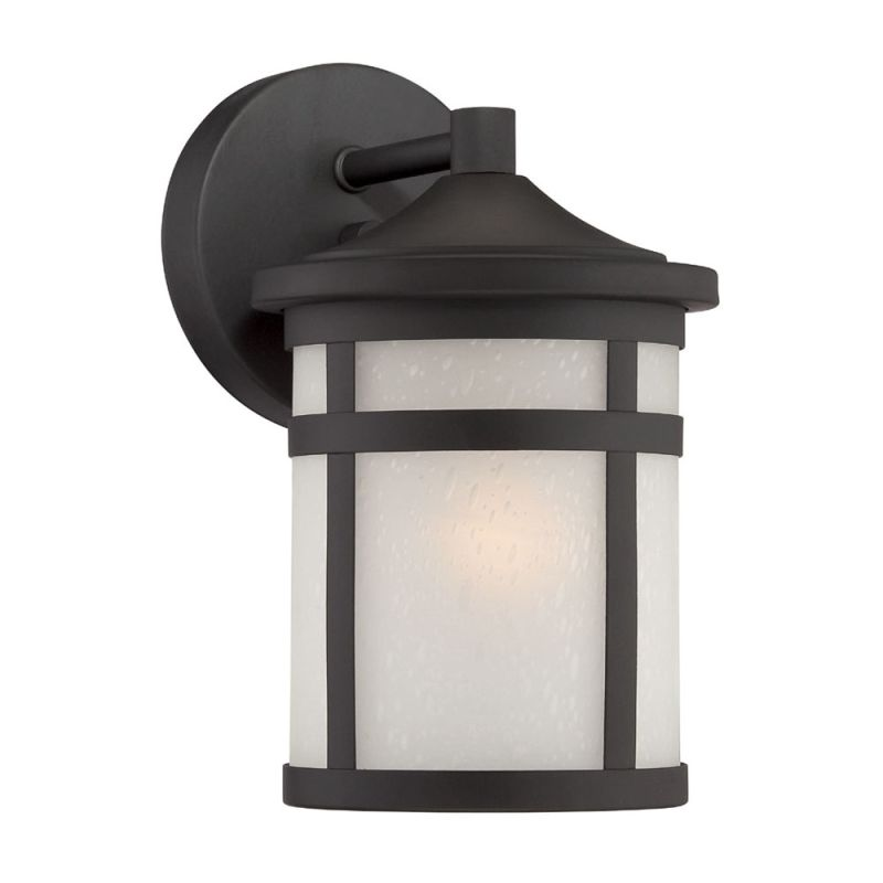 Acclaim Lighting 4714 Visage 1 Light Outdoor Lantern Wall Sconce with Sale $74.00 ITEM: bci2368993 ID#:4714BK UPC: 878925009947 :