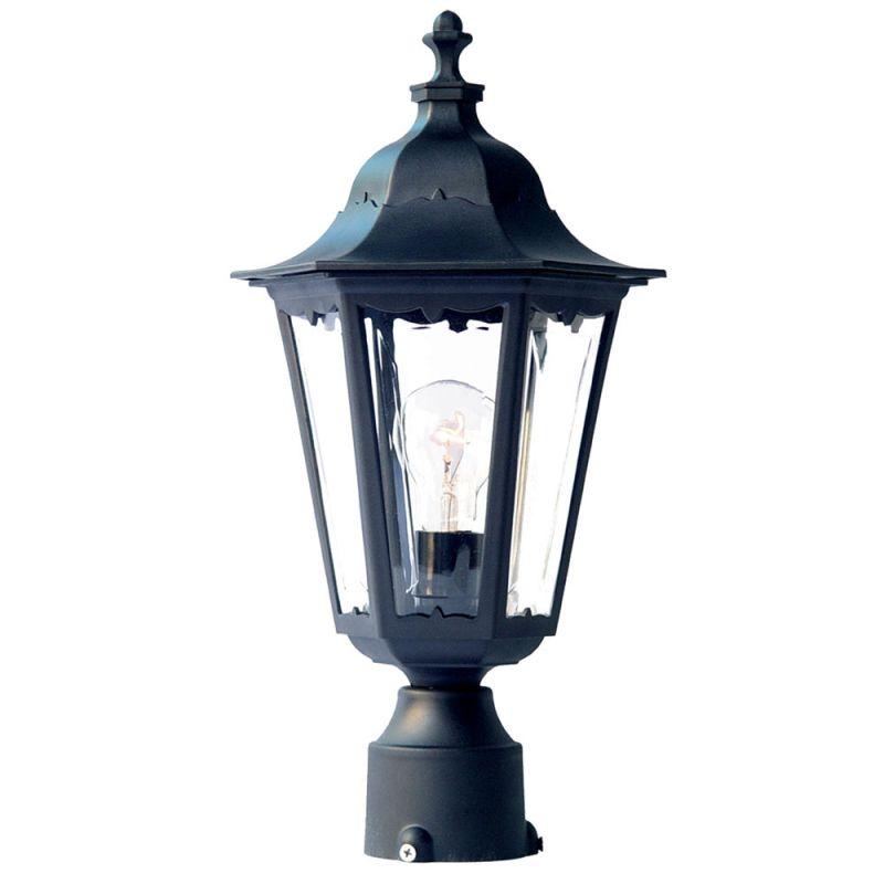 "Acclaim Lighting 47 Tidewater 1 Light 18"" Height Post Light Matte"