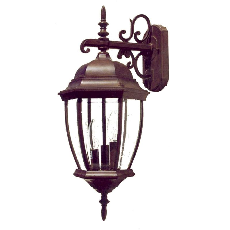 "Acclaim Lighting 5012 Wexford 3 Light 22.5"" Height Outdoor Wall Sconce"