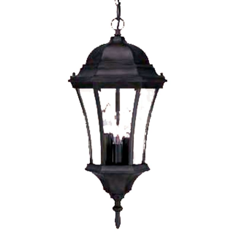 "Acclaim Lighting 5026 Bryn Mawr 3 Light 20"" Height Outdoor Pendant"