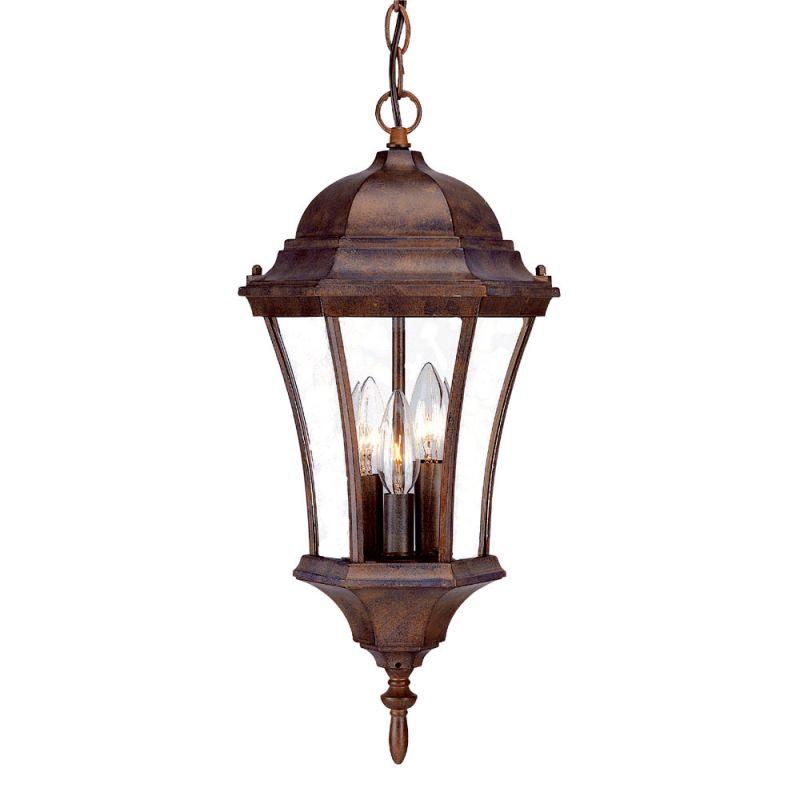 "Acclaim Lighting 5026 Bryn Mawr 3 Light 20"" Height Outdoor Pendant"